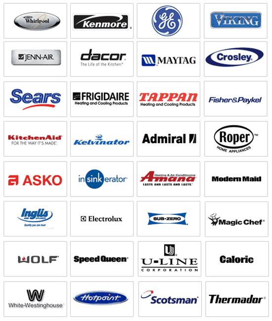 appliance brand
