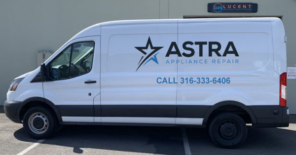 astra appliance repair van
